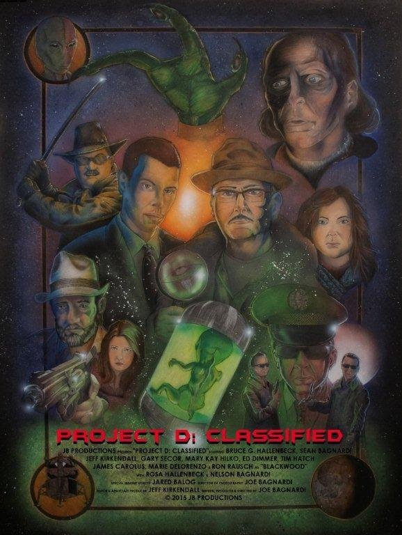 Project D: Classified