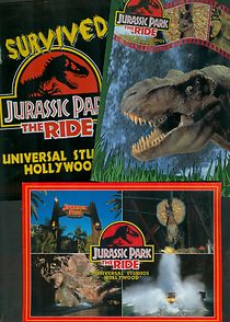 Jurassic Park The Ride: The Show
