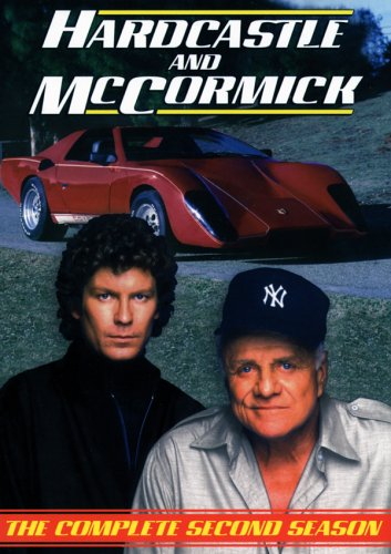 Hardcastle And Mccormick: Season 2