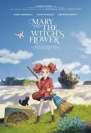 Mary And The Witch's Flower (sub)