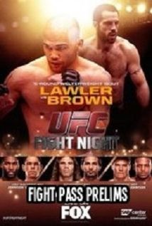 Ufc On Fox 12 Fight Pass Preliminaries