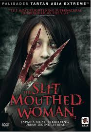 A Slit Mouthed Woman