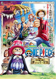 One Piece: Chopper Kingdom Of Strange Animal Island