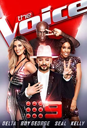 The Voice Au: Season 9