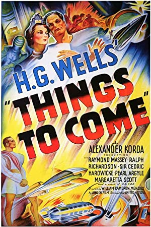 Things To Come 1936