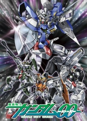 Mobile Suit Gundam 00 (sub)