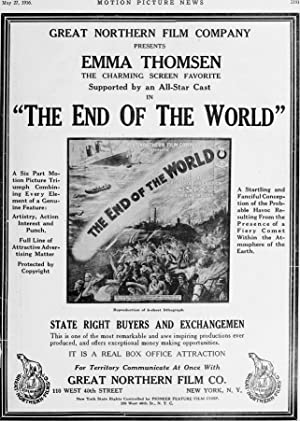 The End Of The World 1916