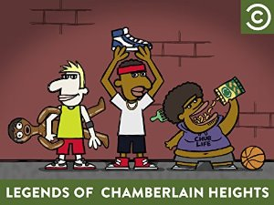 Legends Of Chamberlain Heights: Season 2