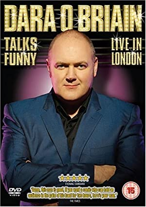 Dara O Briain Talks Funny: Live In London