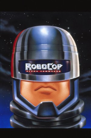 Robocop: Alpha Commando: Season 1