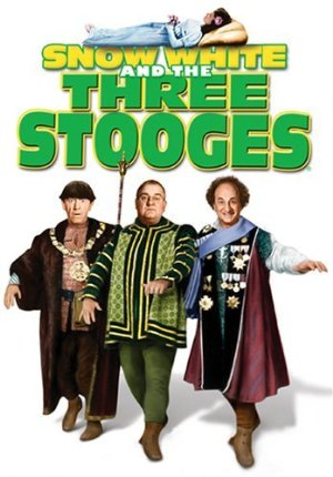 Snow White And The Three Stooges