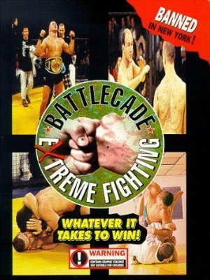 Battlecade: Extreme Fighting #1