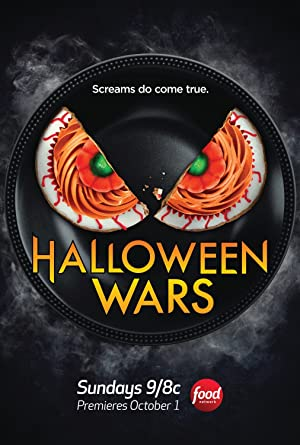 Halloween Wars: Season 8