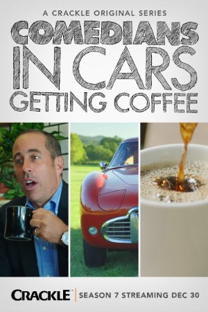 Comedians In Cars Getting Coffee: Season 8