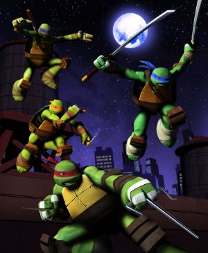 Teenage Mutant Ninja Turtles (2012): Season 5