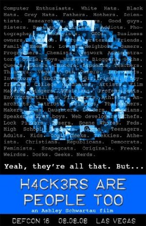 Hackers Are People Too
