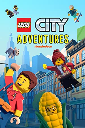 Lego City Adventures: Season 1