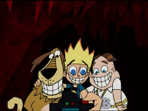 Johnny Test: Season 3&4