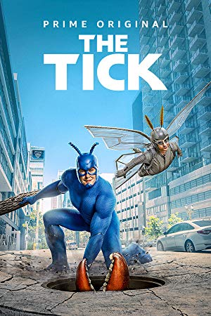 The Tick (2016): Season 2
