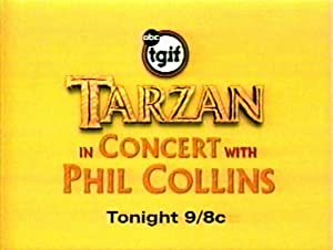 Tarzan In Concert With Phil Collins