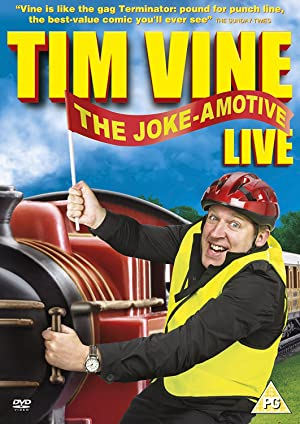 Tim Vine: The Joke-amotive Live