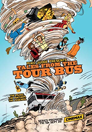 Mike Judge Presents: Tales From The Tour Bus: Season 2