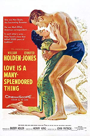 Love Is A Many-splendored Thing