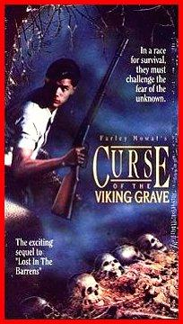 Lost In The Barrens Ii: The Curse Of The Viking Grave