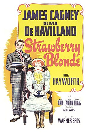 The Strawberry Blonde