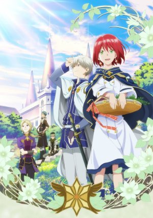 Akagami No Shirayuki-hime 2nd Season (sub)