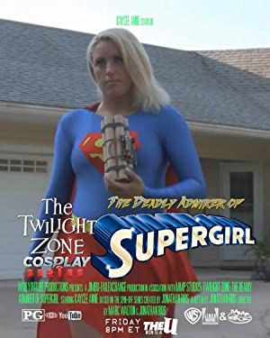 Twilight Zone: The Deadly Admirer Of Supergirl