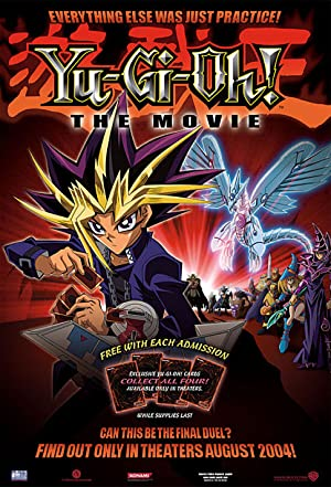 Yu-gi-oh!: The Movie - Pyramid Of Light