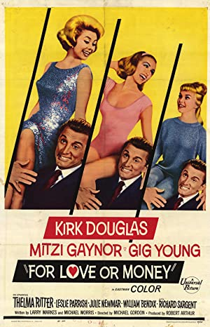 For Love Or Money 1963