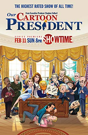 Our Cartoon President: Season 2