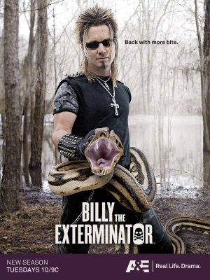 Billy The Exterminator: Season 7