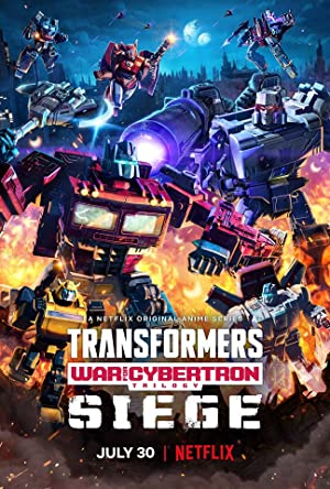 Transformers: War For Cybertron Trilogy: Season 2