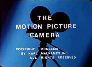 The Motion Picture Camera