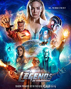 Legends Of Tomorrow: Season 4