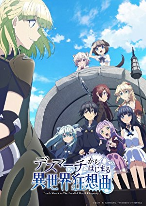Death March To The Parallel World Rhapsody (dub)