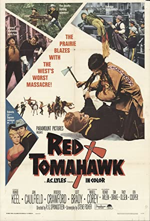 Red Tomahawk