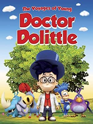 The Voyages Of Young Doctor Dolittle
