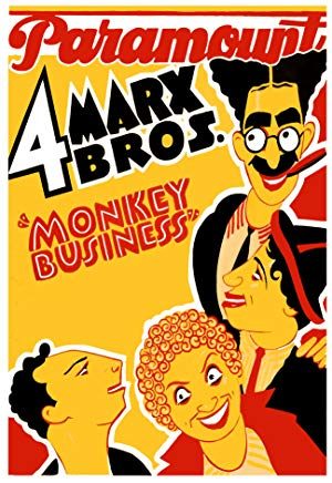 Monkey Business 1931