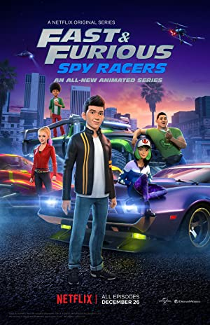Fast & Furious Spy Racers: Season 3