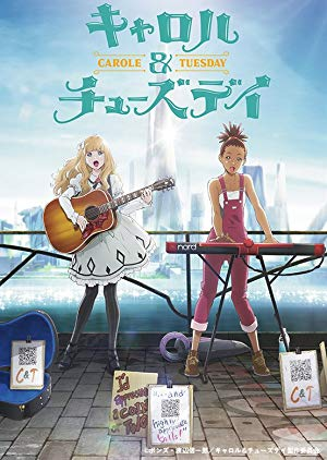 Carole And Tuesday (dub)