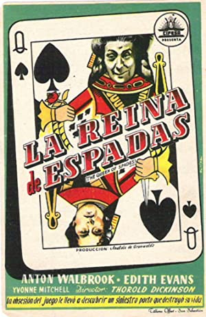 The Queen Of Spades 1949