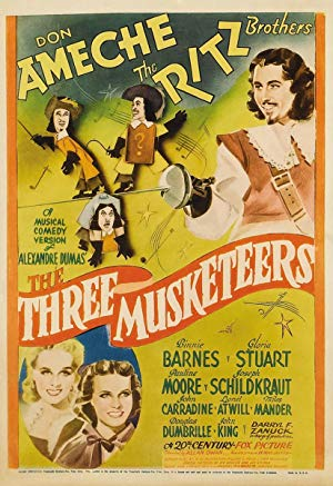 The Three Musketeers 1939