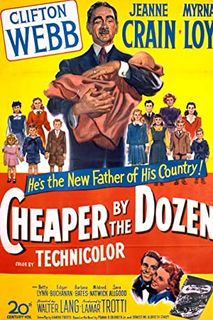 Cheaper By The Dozen 1950