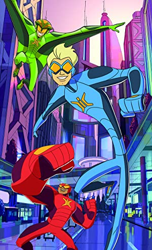 Stretch Armstrong & The Flex Fighters: Season 1