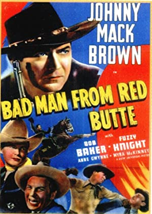 Bad Man From Red Butte