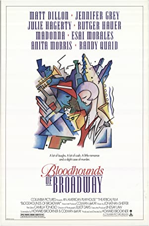 Bloodhounds Of Broadway 1989